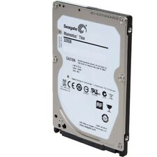 "Seagate Momentus Thin 320GB SATA HDD 7200rpm 2.5"" 7mm 32MB Cache (2Year Warranty"