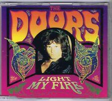 MAXI CD 4 TITRES THE  DOORS LIGHT MY FIRE