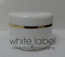 100G CREAM JAR COSMETIC CONTAINER WHOLESALE-NEW 100PCS/LOT