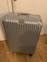 "RIMOWA | 29"" Aluminum Packing Suitcase 