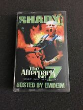 DJ Whoo Kid The After Party #7 Hosted by Eminem Hip Hop Mixtape Cassette