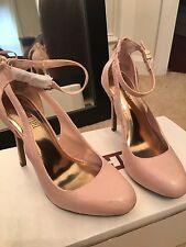 J Lo Jennifer Lopez 6 NEW $74.99 pink blush heels kitten Mary Jane shoes b92