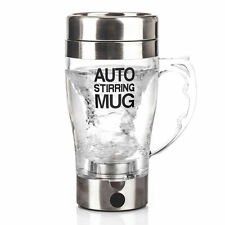 New 350ml Lazy Self Stirring Mug Auto Mixing Tea Coffee Cup For Office Gifts