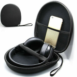 Carrying Hard Case Storage Bag Cover for Sony Headset Earphone Headphone Holder