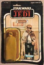 Star Wars 1983 Vintage Kenner ROTJ 77 Back a Rancor Keeper MOC AFA 80