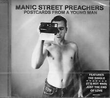CD album: Manic Street Preachers. Postcards from a Young Man. Sony. Z