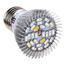 E27 Screw 10W Full Spectrum LED Growing Light Bulb For Flower Indoor Plant