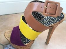 Platform High Heels Jessica Simpson Shoes Size 4