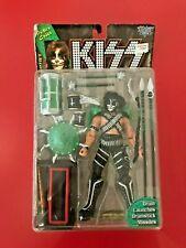 "Kiss Peter Criss 7"" Ultra Action Figure NM 1997 McFarlane Toys"
