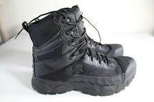Under Armour UA Valsetz Black Military Tactical Boots Mens Size 9 US