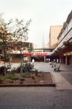 PHOTO  1985 LOWER PRECINCT COVENTRY COVENTRY WAS ONE OF THE FIRST CITIES TO PEDE