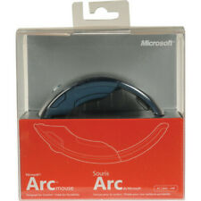 NEW Microsoft Arc Touch Mouse - Laser Wireless (Blue)