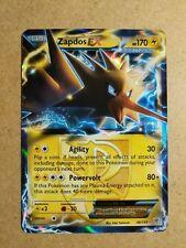 Zapdos EX 48/135 Plasma Storm -  Near Mint Pokemon Card Ultra Rare