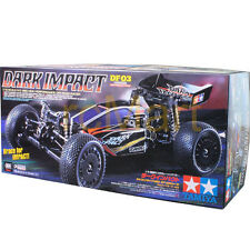Tamiya 1:10 DF-03 Dark Impact  W/O ESC EP RC Cars Buggy Off Road #58370