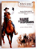 La haine des desperados - Henry LEVIN / Jack PALANCE - dvd Très bon état