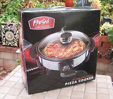 """PARINI 12"""" INCH NON-STICK ELECTRIC PIZZA COOKER SKILLET, Model SP-02795 New"""