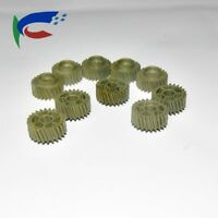 10pcs  Fuser Drive Gear For Konica Minolta Bizhub C451 C550 C452 C552