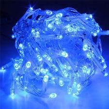 2m 3m 5m 10m LED Weihnachten Party Lichterkette Dekoration Beleuchtung Dekodraht