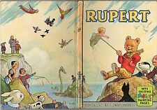 Vintage RUPERT: THE DAILY EXPRESS ANNUAL (HC; 1963) Illustrated Alfred Bestall