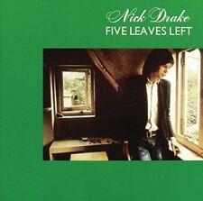 NICK DRAKE Five Leaves Left LP Vinyl BRAND NEW 2013