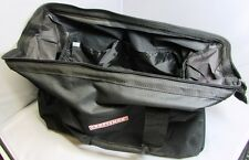 "CRAFTSMAN SEMI-RIGID 19"" TOOL BAG, HOLDS 4-5 TOOLS, BATTERY, CHARGER, MORE - NEW"