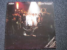 Abba-SUPER Trouper LP-MADE IN ITALY-Pop-The Gift of music Abba SAAB SPECIAL