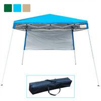 Quictent 10x10 Ez Pop Up Canopy Tent Instant Folding Outdoor Canopy Waterproof