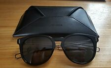 Christian dior 206s black tie solaire
