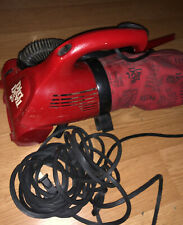 Royal Ultra Dirt Devil Model 08230 2-Speed Red Handheld Vacuum Cleaner