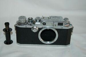 Canon IID /2d Vintage 1952 Japanese Rangefinder Camera. Service. 97256. UK Sale