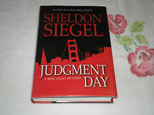 JUDGEMENT DAY by SHELDON SIEGEL        *Signed*