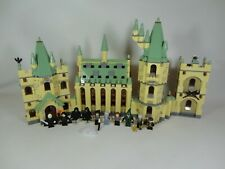 RARE Lego Harry Potter Set 4842 Hogwarts Castle 4th Edition COMPLETE Minifigures