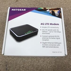 NETGEAR LB1120-100NAS 4G 150mbps Instant Broadband Connection