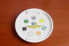 VINTAGEV ASHTRAY INDIANAPOLIS MOTOR SPEEDWAY - SPEEDWAY FLAGS / USED