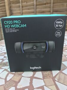 Logitech C920 PRO Full HD Webcam 1080p BNIB (Sealed)
