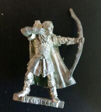 legolas elf bow archer citadel GW games workshop elves the hobbit lotr rare pose
