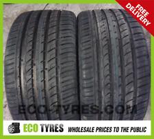 275/35 ZR19 Budget Runflat Tyres 96Y  X2  8mm Tread  *NEW*  2753519 RSC RFT PAIR