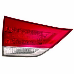 FIT FOR TY SIENNA 2011 2012 2013 2014 INNER TAIL LAMP LIFTGATE LEFT DRIVER