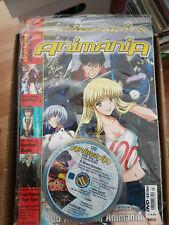 Animania Comic Heft mit DVD 03/2008 NEU eingeschweißt deutsch