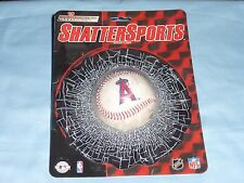 SHATTER BALL  Los Angeles Angels of Anaheim   WINDOW CLING  by Rico  NIP  --sd