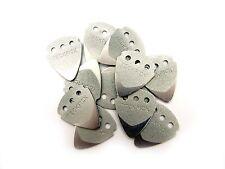 Dunlop Guitar Picks  Techpick (Tech Pick) Aluminum Metal  12 Pack
