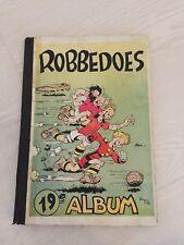 Robbedoes weekblad album nr. 19 - verzamelde nummers