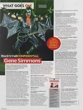 Kiss Gene Simmons a retrospective Interview