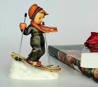 Hummel Figurine - TMK6 - Skier - Number 59