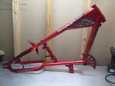 Schwinn Spider OCC Chopper Stingray Bicycle Bike Frame Red