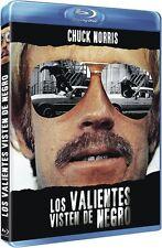 Los Valientes Visten De Negro (Blu-Ray) (Import) (2014) Chuck Norris; Anne NEW