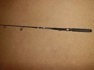 Vintage Abu Garcia Conolon Sensor Touch 500 STS 60-MH Spinning 6' Rod- 8-20lb
