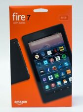 Brand New Black Amazon Kindle Fire 7 Inch Tablet With Alexa 8GB Latest UK