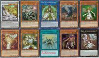 Yugioh Lightsworn Deck - Judgment Dragon Raiden Felis Michael Minerva Lot