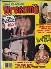 Sports Review Wrestling Rick Steamboat Buddy Rogers' March 1980 060419nonr